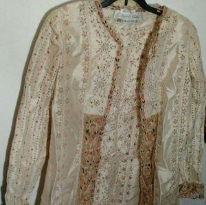 Oscar de la Renta women's size 8 outerwear.